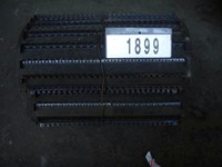Comb webbing for sand aerator, width 400 mm