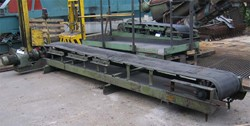 Belt conveyor 4480 mm x 500 mm