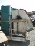 Bucket elevator, ± 50 t/h, useful height 6850 mm
