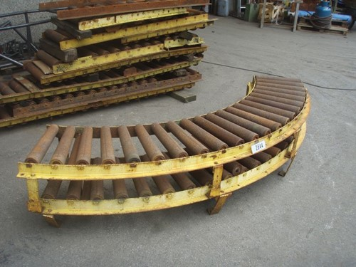 Curve for roller conveyor 3140 / 3100 mm