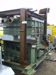 Vitbrating crusher, sand feeder and control cabinet, ± 3 t/h