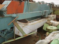 Greensand cooler, 20 -30 t/h SPACE