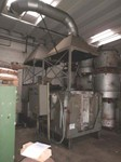 Melting furnace, electric, tiltable, for 600 kg aluminium, NABERTHERM