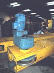 Overhead crane double girder, DEMAG 16 t, 19180 mm, 6/1
