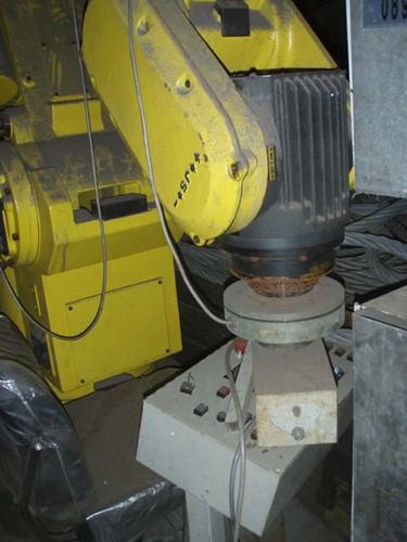 Genten Machines GmbH - Manipulator FANUC Robot S420F D