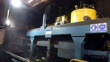Formanlage FOUNDRY AUTOMATION, 900mm x 750mm x 300/300mm