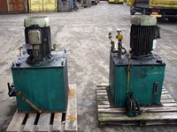 Groupe hydraulique 15 kW